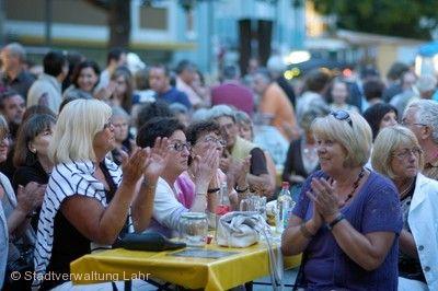 Stadtfest Lahr / Schwarzwald