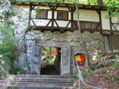 Naturbühne Steintäle Fridingen an der Donau