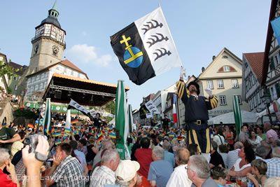 47. Straßenfest Backnang