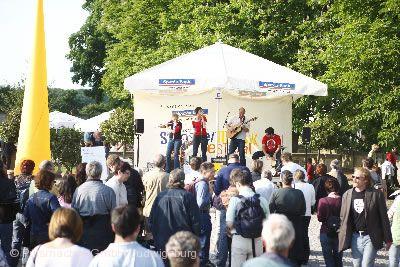 15. Internationales Straßenmusikfestival Ludwigsburg
