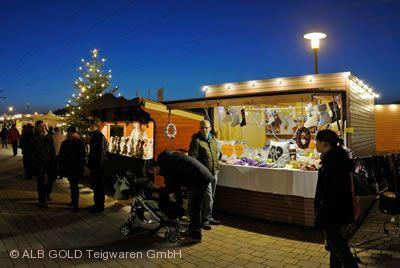 ALB-GOLD Adventsmarkt Trochtelfingen