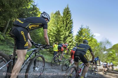 Mercedes-Benz UCI Mountain Bike World Cup Albstadt