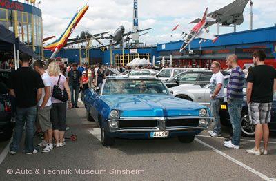 US-Car-Treffen Sinsheim