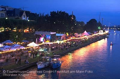 Museumsuferfest Frankfurt am Main