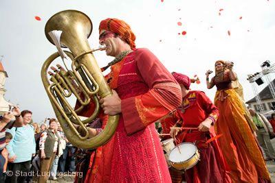 250 Jahre Venezianische Messe Ludwigsburg