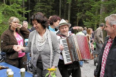 """12. Kulinarische Wanderung """"Wald-Wandern-Genuss"""" Freudenstadt"""