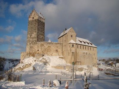 Romantische Burgweihnacht zu Katzenstein Dischingen