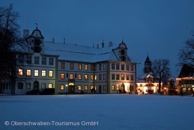 Weihnachts- und Kunsthandwerksmarkt Kißlegg