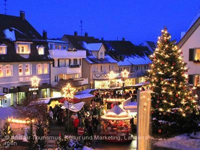 Weihnachtsmarkt Langenargen