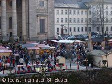 Weihnachtsmarkt Sankt Blasien