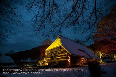 Weihnachtsmarkt Gutach (Schwarzwaldbahn)
