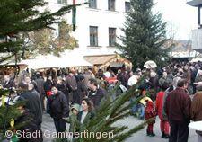 Weihnachtsmarkt Gammertingen