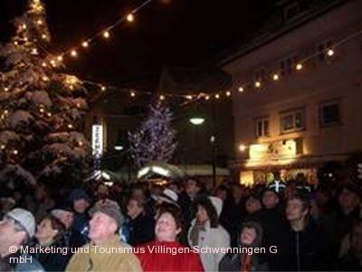 Weihnachtsmarkt Schwenningen Villingen-Schwenningen
