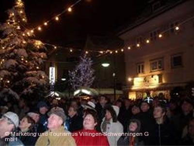 Weihnachtsmarkt Villingen Villingen-Schwenningen