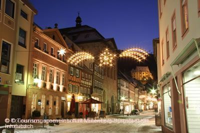 """""""Millumina"""" - Adventsmarkt & Stadt im Licht Miltenberg a. Main am 27.11.2020 bis 20.12.2020"""