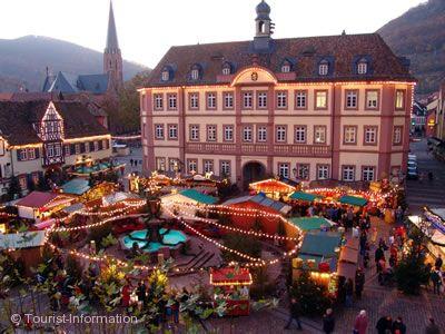 Weihnachtsmarkt der Kunigunde Neustadt an der Weinstraße