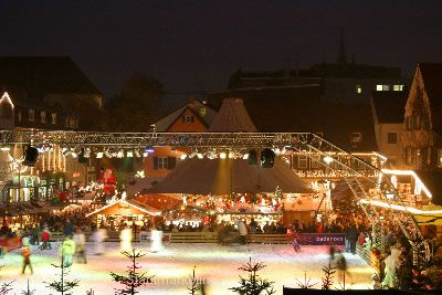 Weihnachtsmarkt Offenburg