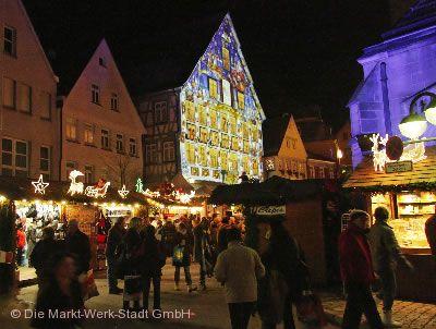 Reutlinger Weihnachtsmarkt Reutlingen