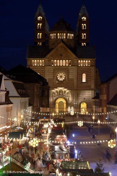 Weihnachts- und Neujahrsmarkt Speyer