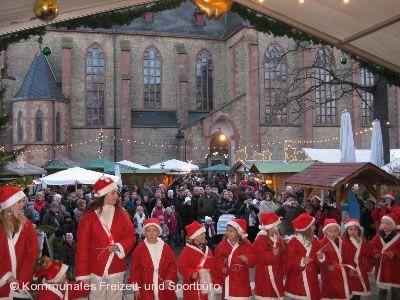 Weihnachtsmarkt Viernheim am 05.12.2019 bis 15.12.2019
