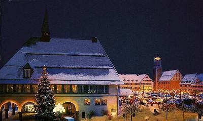 Weihnachtsmarkt Freudenstadt
