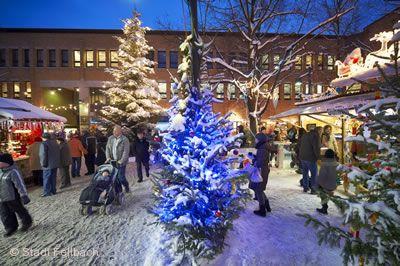 Weihnachtsmarkt Fellbach