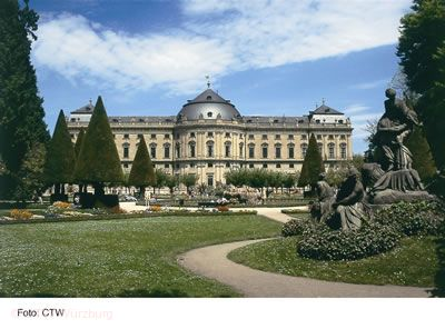 Hofgarten-Weinfest Würzburg