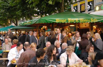 Rheingauer Weinmarkt Frankfurt am Main