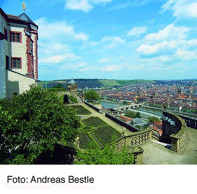 Bürgerspital - Hofschoppenfest Würzburg