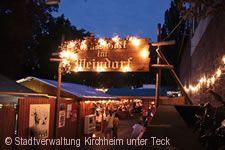 Kirchheimer Weindorf Kirchheim unter Teck