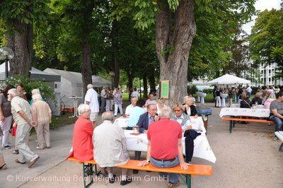 Taubertäler Weindorf im Kurpark Bad Mergentheim