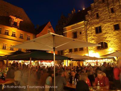 Rothenburger Weindorf Rothenburg ob der Tauber
