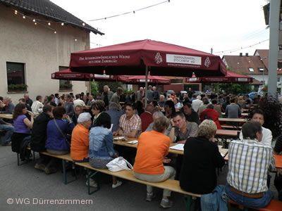 Weinfest Dürrenzimmern Brackenheim