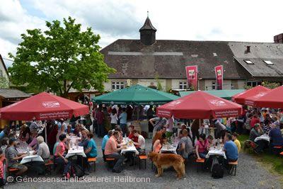 Weinfest Lehrensteinsfeld