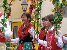 59. Markelsheimer Weinfest Bad Mergentheim