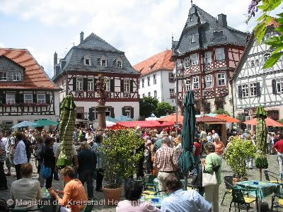 Bergsträßer Weinmarkt Heppenheim