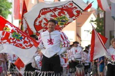 Welfenfest - Historisches Schüler- und Heimatfest Weingarten