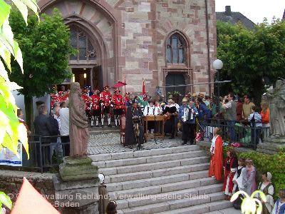 Mittelalterliche Winzertage Baden-Baden