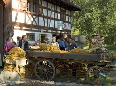 Apfel- und Kartoffeltag Wolfegg am 14.10.2018