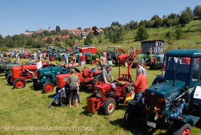 Oldtimer-Traktorentreffen Wolfegg