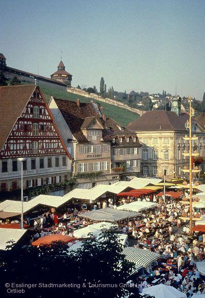 Zwiebelfest Esslingen Esslingen am Neckar