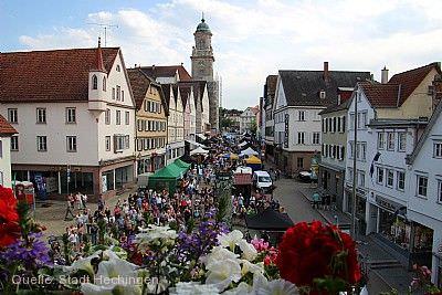 TischleinDeckDich - Der märchenhafte Abendmarkt Hechingen