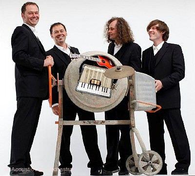 "Kultur im Museum: Acoustic Fun Orchestra - ""Trip To Mixico"" Dornstetten"