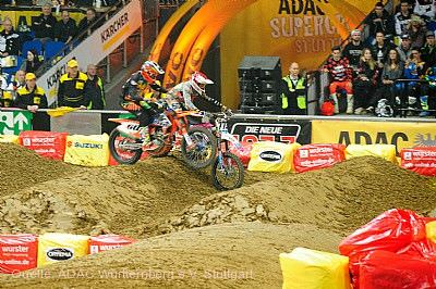 37. ADAC Supercross Stuttgart
