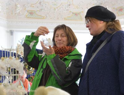 Adventsmarkt im Schlössle Weingarten