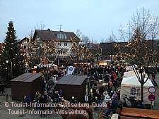 Wasserburger Adventsmarkt Wasserburg am Bodensee