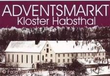 Adventsmarkt im Kloster Habsthal Ostrach