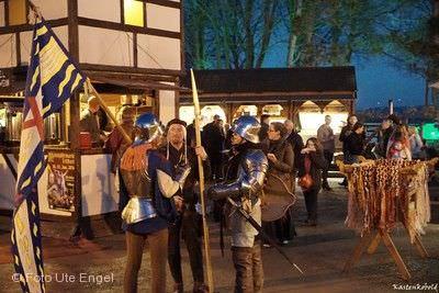 Mittelalterlicher Adventsmarkt Untergruppenbach