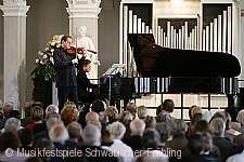 Musikfestspiele Schwäbischer Frühling Ochsenhausen