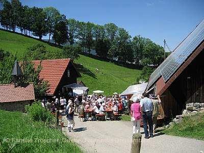 Deutscher Mühlentag - Altenvogtshof Oberried